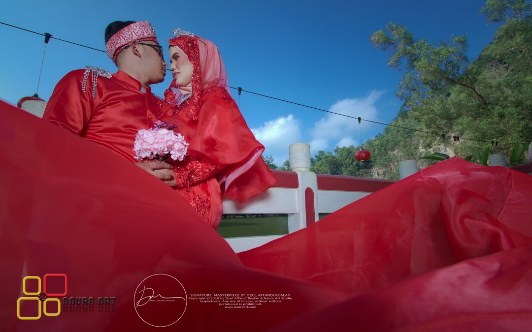 Acha + Deen | Wedding
