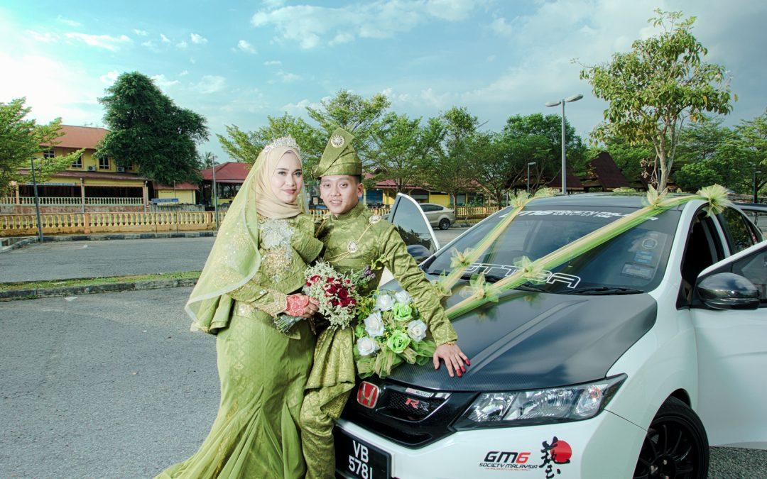 Diyana + Qhairy